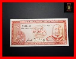TONGA 2 Pa'anga 22.7.1987 P. 20  UNC - Tonga