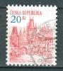 Czech Republic, Yvert No 20 - Gebruikt