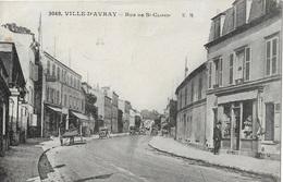 VILLE D'AVRAY - Rue De St-Cloud - Ville D'Avray