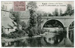 19 - B7728CPA - VIGEOIS , JARGASSOU - La Vezere Au Moulin Du Jargassou - Très Bon état - CORREZE - France