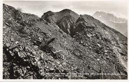 BRECCIA DIMINE DI GUERRA Del MONTE SIEF Al COL DI LANA - FORMATO PICCOLO - (rif. V46) - Guerra 1914-18