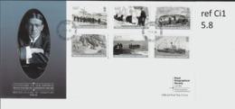 Ci 1 BAT FDC Centenary Expedition / Centenaire Antarctique Britannique - FDC