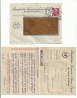 MANUFRANCE VENTE DES ARMES 1947 - Advertising