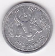 MADAGASCAR - UNION FRANCAISE. 1 FRANC 1948. ALUMINIUM. - Madagaskar