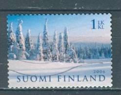 Finland, Yvert No 1739 + - Finland