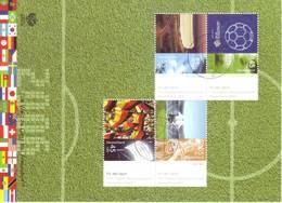 Germania 2006 - Sport (mondiali Di Calcio E Di Equitazione),  BF66 Con Annullo Di Lusso - [7] Repubblica Federale