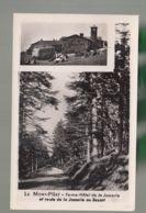CP - 42 - Mont-Pilat - Ferme-Hôtel De La Jasserie Et Route De La Jasserie Au Bessat - Mont Pilat