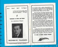 Dp    Kriegsgevangener   Masson   Schmitz     Bûllingen    Tambow - Devotion Images