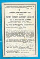 Dp    Pirson   Cassart   Falaên    Namur - Devotion Images