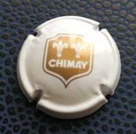 Belgique Capsule Bière Beer Cap Muselet Chimay Triple Cinq Cents Bouteille 75 Cl - Bière