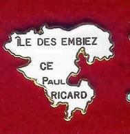 @@ Association CE PAUL RICARD Ile Des Embiez Institut Océanographique (2.2x2.5) EGF @@aut199a - Villes