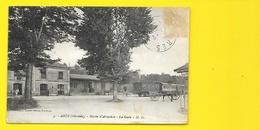 ARES Rare La Gare (Marcel Delboy) Gironde (33) - Arès