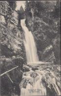 AK Grafschaft Glatz Der Wölfelsfall, Gelaufen 1921 - Schlesien