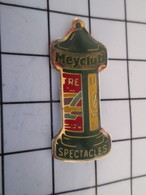 716c Pin's Pins / Beau Et Rare / THEME : MARQUES / COLONNE MORRIS MEYCLUB SPECTACLES - Marques