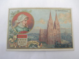 Chromo Belle Jardiniere Beriot Lille_COLOGNE  LA CATHEDRALE_ Superbe !!!!!!!!!! - Tea & Coffee Manufacturers