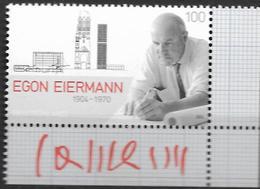 2004  Allem Fed  Deutschland . Mi. 2421 ** MNH  EUR  100. Geburtstag Von Egon Eiermann - [7] Repubblica Federale