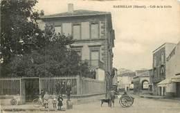 MARSEILLAN Café De La Grille - Marseillan