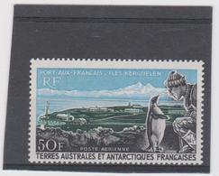 TAAF 1 T Neuf Xx Poste Aérienne 1968  N°YT PA 14 - Port-aux-Français Kerguelen - Posta Aerea