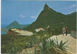 CPM  Brésil Rio De Janeiro  Dona Marta - Rio De Janeiro