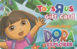 Gift Card - - - UK - - - Dora - Gift Cards