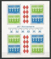 MONACO - MNH - Europa-CEPT -  Architecture - Bridges - 1984 - Europa-CEPT