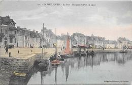 Le POULIGUEN - Le Port - Barques De Pêche à Quai - Le Pouliguen