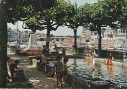44 - LE POULIGUEN - Le Bassin Des Enfants Sur La Promenade - Le Pouliguen