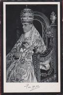 Paus Pope Pape Pius Pie XII Eugenio Pacelli Roma Priester Camerlengo Kardinaal Doodsprentje Bidprentje Image Mortuaire - Devotion Images