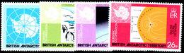 British Antarctic Territory 1981 20th Anniv Of Antarctic Treaty Unmounted Mint. - Nuovi