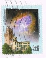 2017 - ITALIA / ITALY - OSSERVATORIO ASTRONOMICO DI PADOVA / ASTRONOMIC OBSERVATORY OF PADOVA. USATO - 6. 1946-.. Repubblica