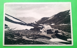 Cartolina - Piccolo S. Bernardo - Il Giardino Botanico - 1929 - Unclassified