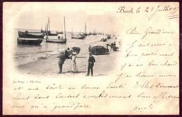62 - T28098CPA - BERCK - La Plage, Le 25 Juillet 1897 - Très Bon état - PAS-DE-CALAIS - Berck