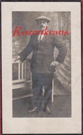 Ferdinand Gillis Zwijndrecht Ongeluk Ongeval 1922 Doodsprentje Bidprentje Image Mortuaire - Devotion Images