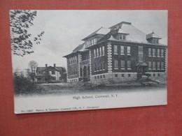 High School   Cornwall - New York > Ref 3966 - NY - New York