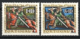 Portugal 1966. Mi.Nr. 1006-07 Postfrisch **, MNH - Ungebraucht