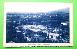 Cartolina - Montecatini Terme - Panorama - 1933 - Pistoia