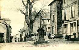 VILLENEUVE  = La Place  1460 - Valence