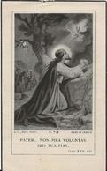 DP. POLYDOOR VAN DE VELDE ° DICKELE 1861- + PAULATHEM 1939 - BURGEMEESTER PAULATHEM GED. 48 JAAR - Godsdienst & Esoterisme