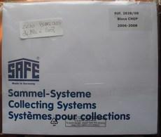 SAFE/I.D. - Jeu FRANCE BLOCS CNEP 1980/2008 - Albums & Reliures