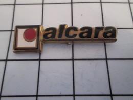 716c Pin's Pins / Beau Et Rare / THEME : MARQUES / ALCARA - Marques