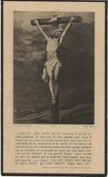 DP. GUSTAVE BRUNEEL DE LA WARANDE ° COURTRAI 1863- + KEMMEL 1932 - SENATEUR - BOURGMESTRE DE KEMMEL - Godsdienst & Esoterisme