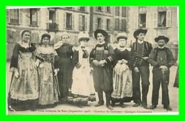 Brest * Fetes Celtique De Brest En 1908    (scan Recto Et Verso ) - Brest