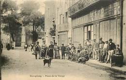 CAMPLONG Place De La Vierge - Autres Communes