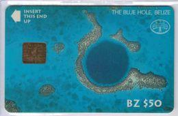 BLZ1 - The Blue Hole Belize - BZ $50 - Puce GEM - Voir Scans - Russia
