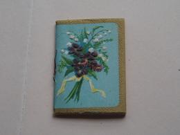 Calendrier Pour 1948 ( Kalender Format 4 X 5,5 Cm. ) Petit & Complet > Voir Photos ( Edit. ? ) ! - Calendriers