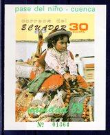 ECUADOR -  1985 Christmas   M2328 - Equateur