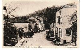 Haute Garonne ENCAUSSE LES THERMES Le Vieux Village - France