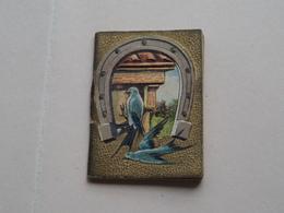 Almanak Voor 1948 ( Kalender Format 4 X 5,5 Cm. ) Petit & Complet > Voir Photos ( Edit. ? ) ! - Calendriers