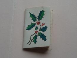 Almanak Voor 1950 ( Kalender Format 4 X 5,5 Cm. ) Petit & Complet > Voir Photos ( Edit. ? ) ! - Calendarios