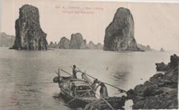 CPA  TONKIN @ PARAGES DES  MERVEILLES @ - Vietnam